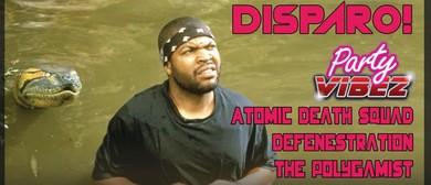 Disparo – Album Launch