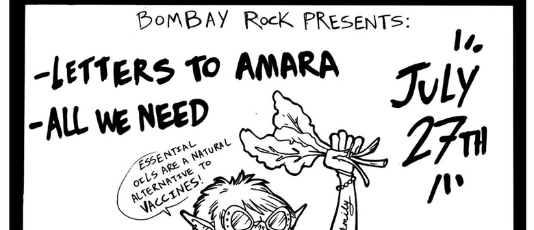 Letters to Amara, All We Need, Brodown, and Newtown Story