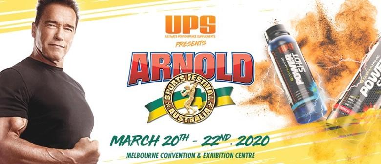 Arnold Sports Festival Australia