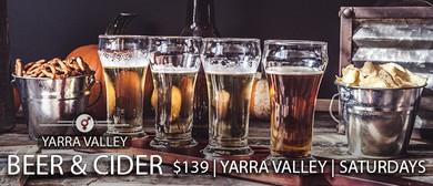 Beer & Cider Singles Tour