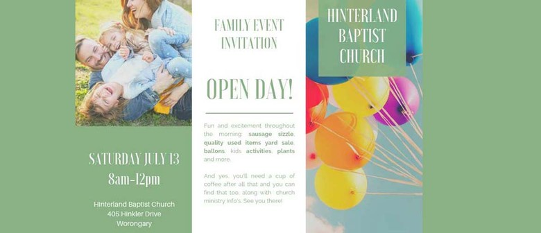 Family Event Open Day