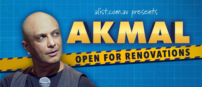 Akmal – Open for Renovations