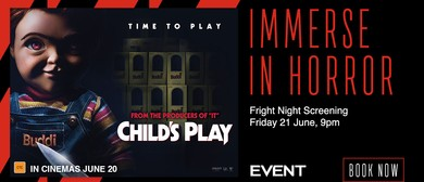 Fright Night – Child's Play