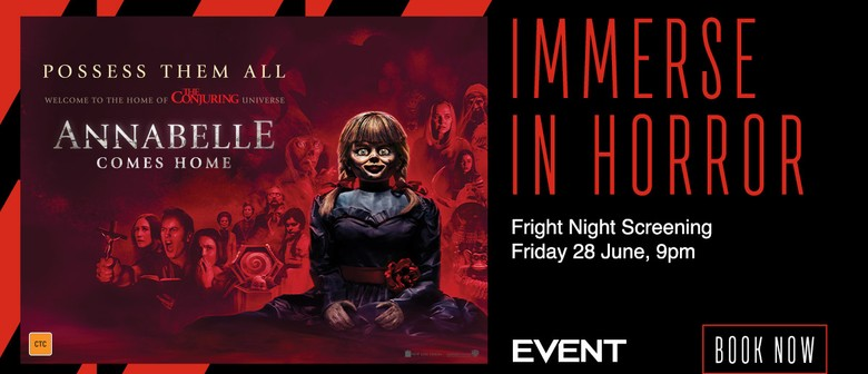 Fright Night – Annabelle Comes Home