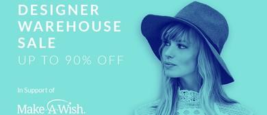 Make-A-Wish Designer Warehouse Sale