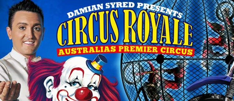 Damian Syred – Circus Royale