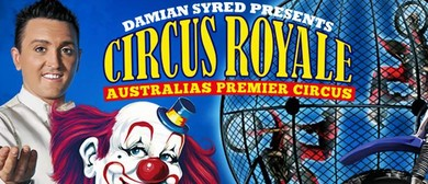 Damian Syred – Circus Royale