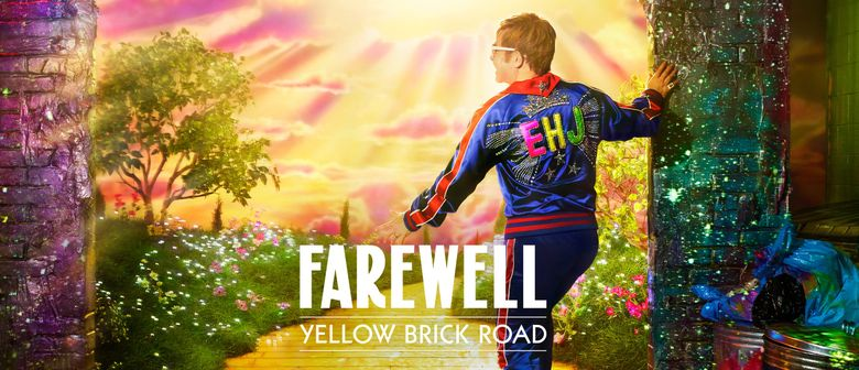 Elton John – Farewell Yellow Brick Road Tour