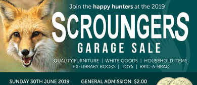 Scroungers – Garage Sale