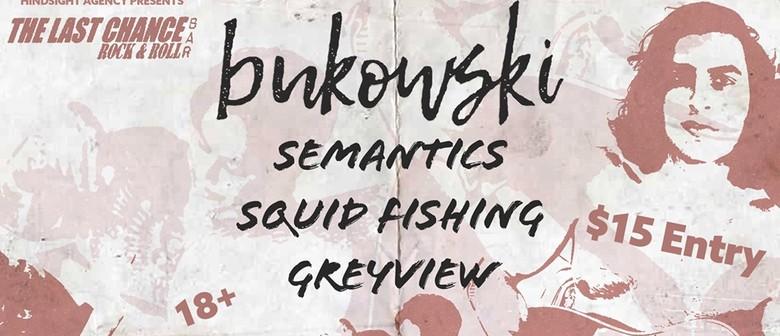 Bukowski – 'Til I'm Dead' Single Launch