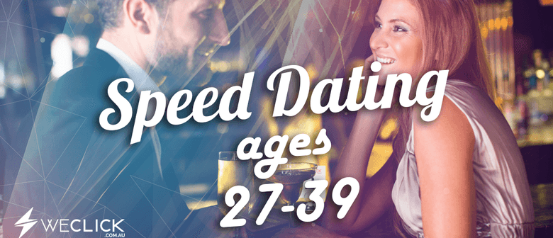 Speed Dating Singles Party Ages 27–39 – Brisbane