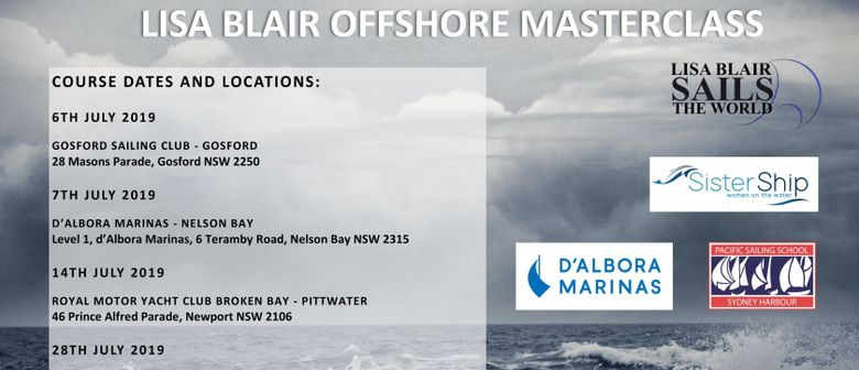 Offshore Masterclass With Lisa Blair