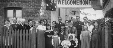 ANZAC Cottage Talks: The Diggers Return