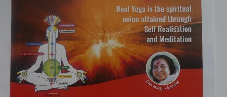 Sahaja Yoga Meditation – World Yoga Day Celebration