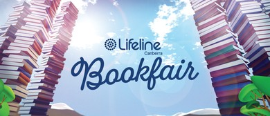 Lifeline Canberra July Bookfair