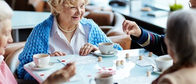 Seniors Morning Tea & Games
