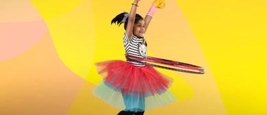 Winter School Holiday Circus Program