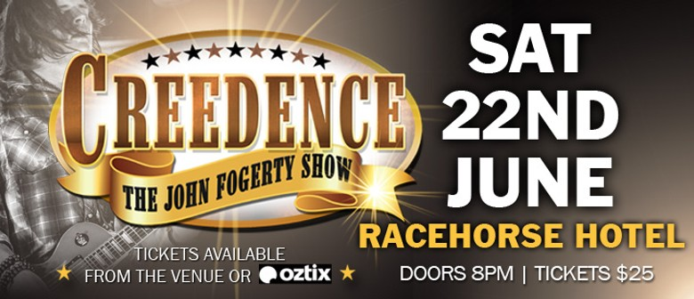 Creedence – The John Fogerty Show