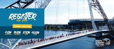 Perth Running Festival 2019