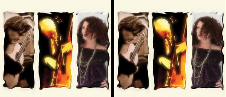 AL.Q.Bon Trio for Bastille Weekend – Friday On My Mind