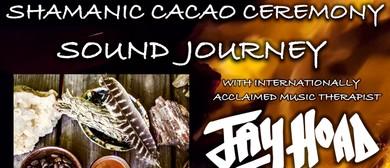 Shamanic Cacao Ceremony Sound Journey