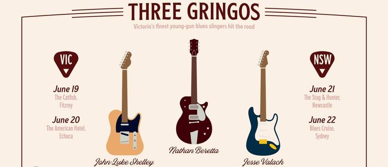 Blues Roulette ft. Three Gringos