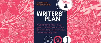 Writers' Plan with Lori-Jay Ellis