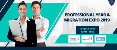 Professional Year & Migration Expo 2019