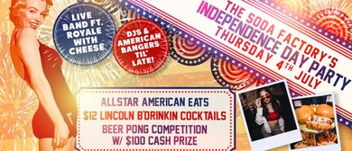 Independence Day: 4th of July Party