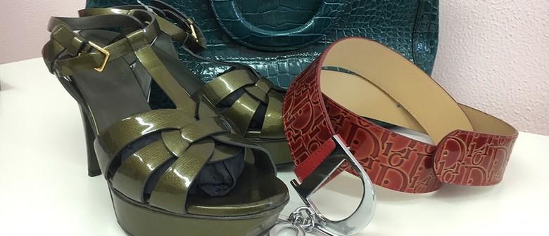 Bubbles and Bargains Designer Reware Fashion Sale