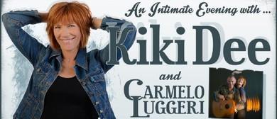 Kiki Dee and Carmelo Luggeri