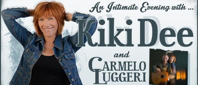 Kiki Dee and Carmelo Luggeri