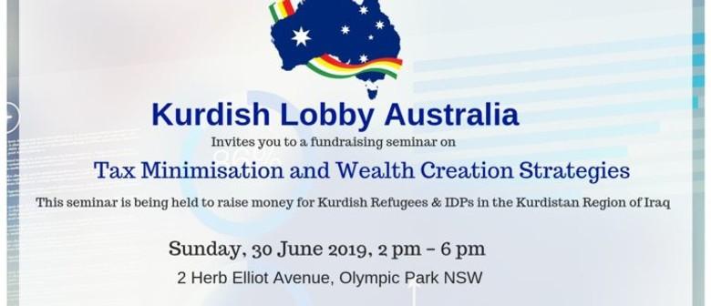 Fundraising Finance Seminar for Kurdish Refugees