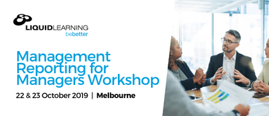 Management Reporting for Managers Workshop