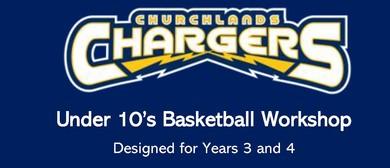 Under 10s Basketball Workshop