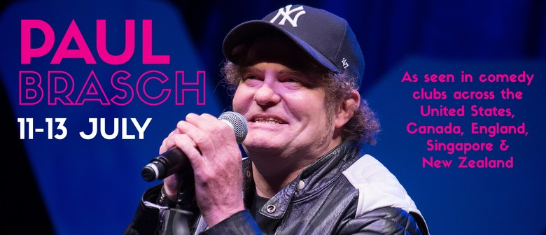 Stand Up Comedy With Paul Brasch