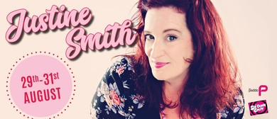 Stand Up Comedy With Justine Smith