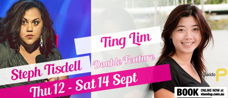 Stand Up Comedy With Steph Tisdell & Ting Lim