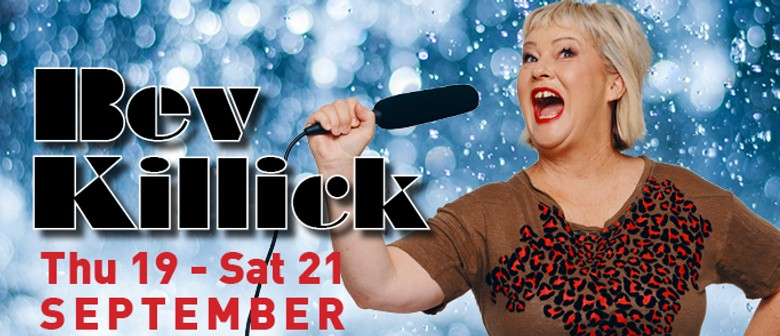 Stand Up Comedy With Bev Killick