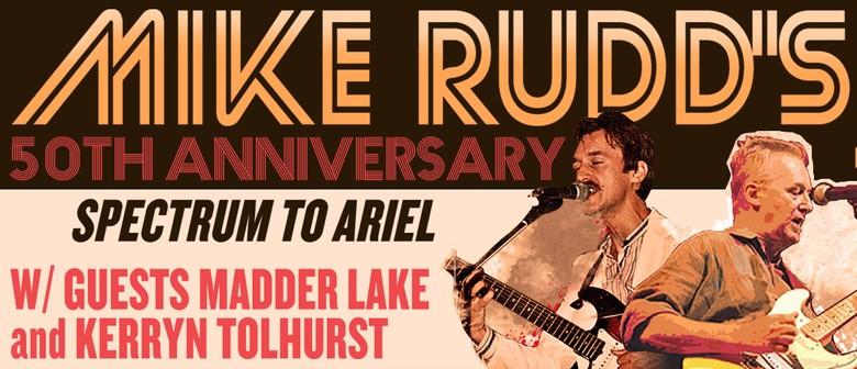 Mike Rudd's 50th Anniversary