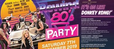 Rewind 80's Party