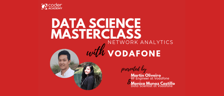 Data Science Masterclass With Vodafone