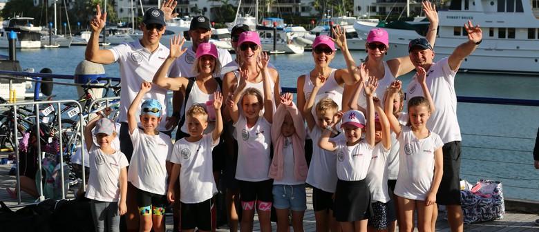 Queensland Triathlon Series: Raby Bay – R7