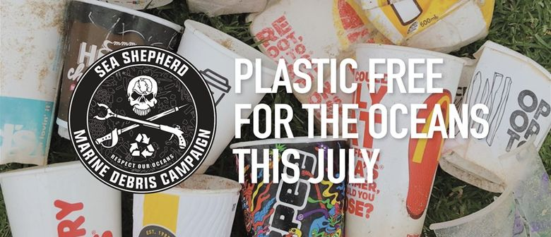 Plastic Free for The Oceans In July: Beach Clean-Up