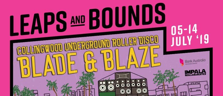 C.U. Roller Disco & Stallion Ent presents: Blade & Blaze