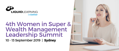 4th Women In Super & Wealth Management Leadership Summit