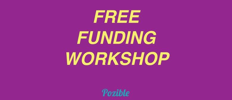 Crowdfunding Melbourne – Workshop & Pitch Night