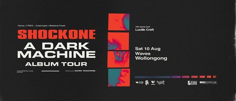 ShockOne  – 'A Dark Machine' Album Tour