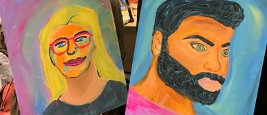Paint Your Partner – Father's Day Special