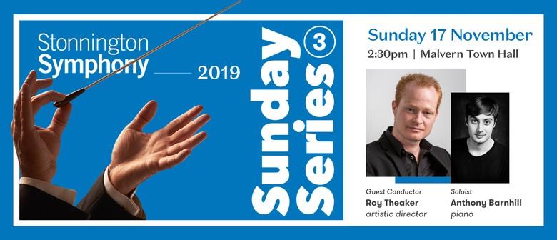 Stonnington Symphony - Sunday Series 3